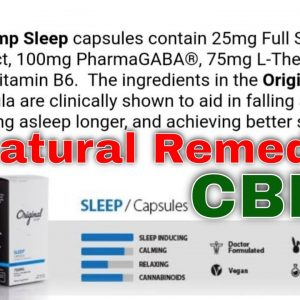 Sleep Formulated CBD Capsules, Dr Formulated CBD, 1 Month Supply $69.95 | CBD Headquarters