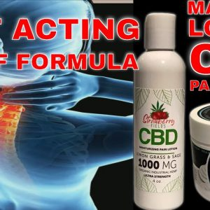 FEEL BETTER WHEN YOU'RE IN PAIN! CBD | CBD Headquarters