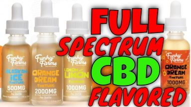 Full Spectrum CBD Oil | CBD Headquarters