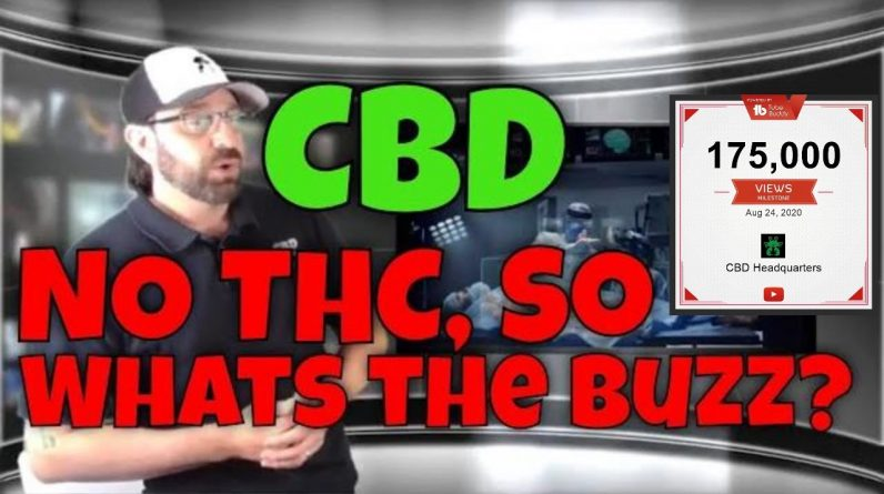 NO THC So |'ll pass marijuana test? | CBD Headquarters