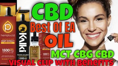 CBD Oil Tinctures Visual Clip, CBD vs CBG, MCT, Full Spec and Broad Spectrum | CBD Headquarters