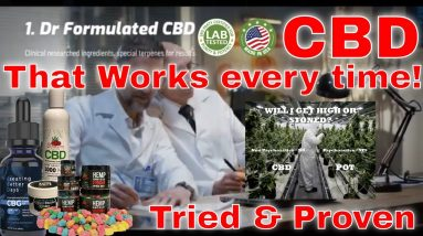 Popular CBD Products for Stress Relief (Best CBD Gummy Bears, Oils, & Teas) | CBD Headquarters