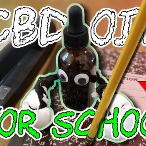4 Reasons to Take CBD For School [Students MUST Read]