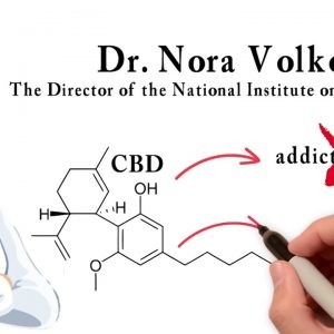 The Power of CBD Hemp Oil - Dr Nora Volkow, National Institute on Drug Abuse #cannabinoid #cbd